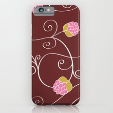 Raspberry Patch Red iPhone 6s Slim Case