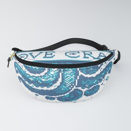 For the Love of the Craft Fanny Pack