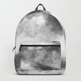 Grey Clouds Backpack