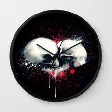 Death Lovers Wall Clock