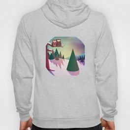 Twilight In The Woods Hoody