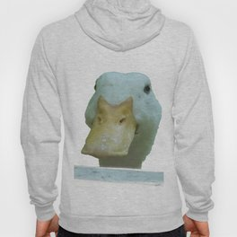Peeking Duck Vector Hoody