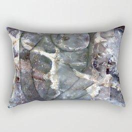 Metamorphosis Female Rectangular Pillow