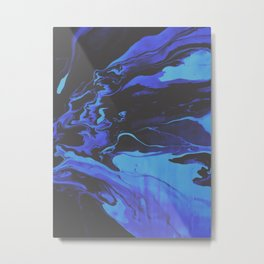Things aint like they used to be Metal Print