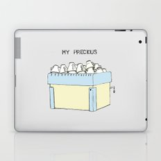 My precious Laptop & iPad Skin