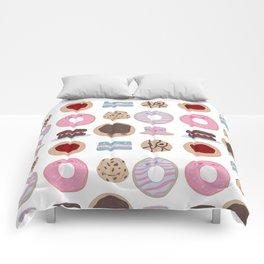 Evil Desserts Comforters