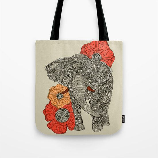 The Elephant Tote Bag