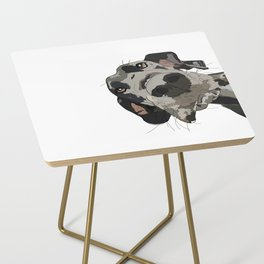 Great Dane Side Table