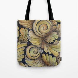 Old World Tapestry Tote Bag