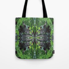 Nature's Twists # 17 Tote Bag