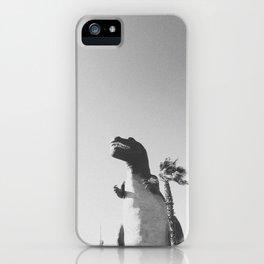 DINO / Cabazon Dinosaurs, California iPhone Case