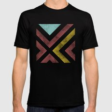STRPS 2X-LARGE Mens Fitted Tee Black