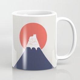 Cat Landscape 30 Coffee Mug