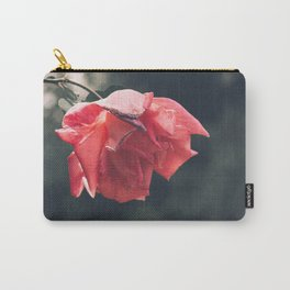Wilting Rose Carry-All Pouch