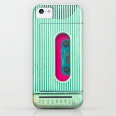Radio Days  Slim Case iPhone 5c