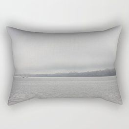 Broughty Ferry River Tay 1 Rectangular Pillow