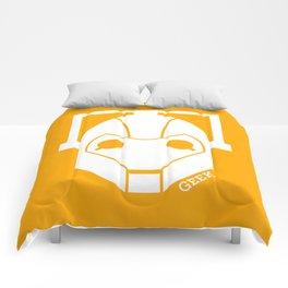 Cyberman ! Comforters