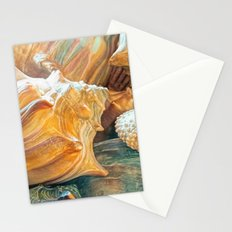 Shell Game Art Stationery Cards