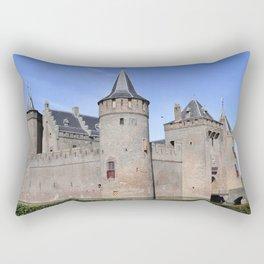 Muiden Castle Rectangular Pillow