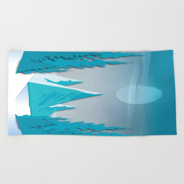 My Nature Collection No. 39 Beach Towel