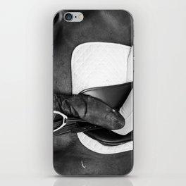 Detail-Saddle iPhone Skin