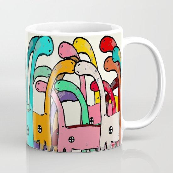 Dino Disco Mug