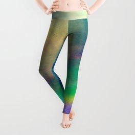 the rainbow b Leggings