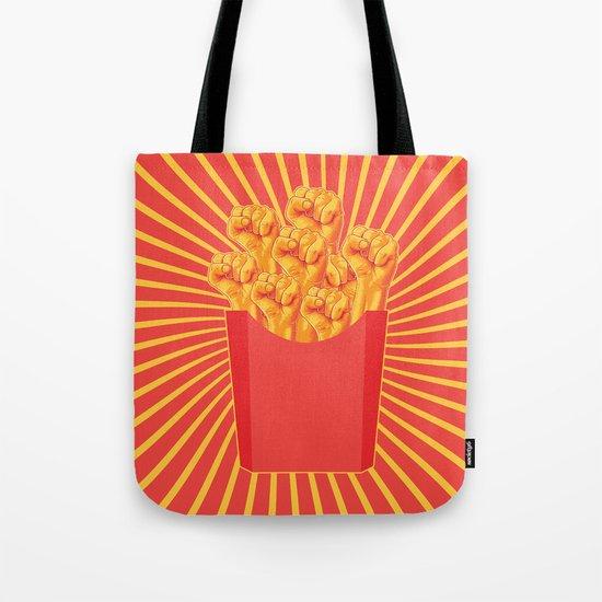 Revolucion con Fritas Tote Bag