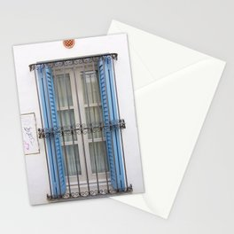 Window to the Sea Stationery Cards