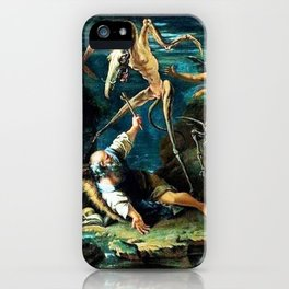 The horror! iPhone Case