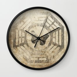 The Butterfly Initiative Wall Clock