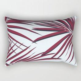 Boho palm leaf Rectangular Pillow