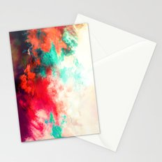Painted Clouds VIII Stationery Cards