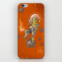Astro Zodiac Force 07: Horse iPhone & iPod Skin