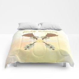 Team Badger Comforters