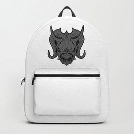 MKI MASK ( grey ) Backpack