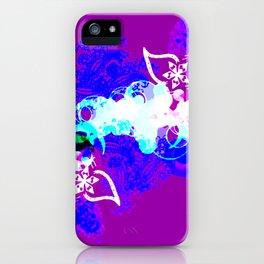 Assault of Vibrance iPhone Case
