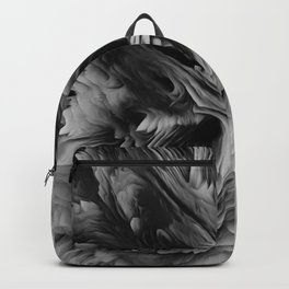 Abstract Energy Sound Wave Backpack