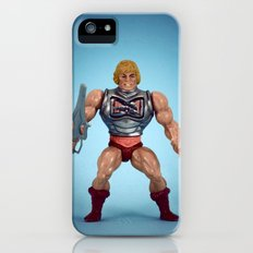 He-Man Battle Damage  iPhone (5, 5s) Slim Case