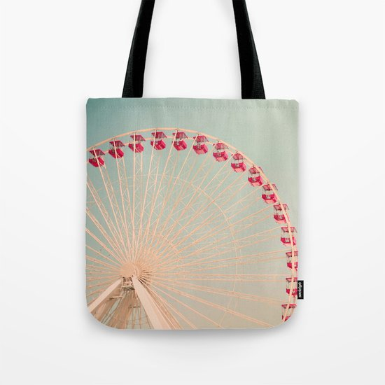 The Great White Tote Bag