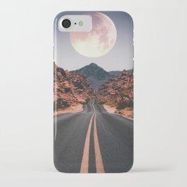 Mooned iPhone Case