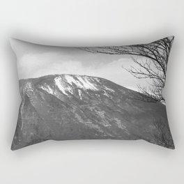 Nikkō mountain Rectangular Pillow