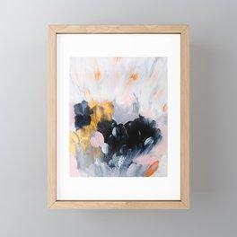 formation: bliss Framed Mini Art Print