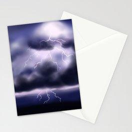 Stormy Nightskies Stationery Cards