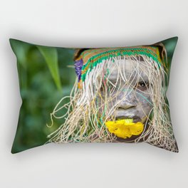 Suri Flower Rectangular Pillow