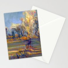 Along The Fence Stationery Cards