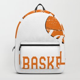 My Favorite Basketball Player Calls Me Mom Backpack