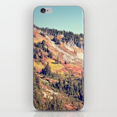 Fall Mountain iPhone & iPod Skin