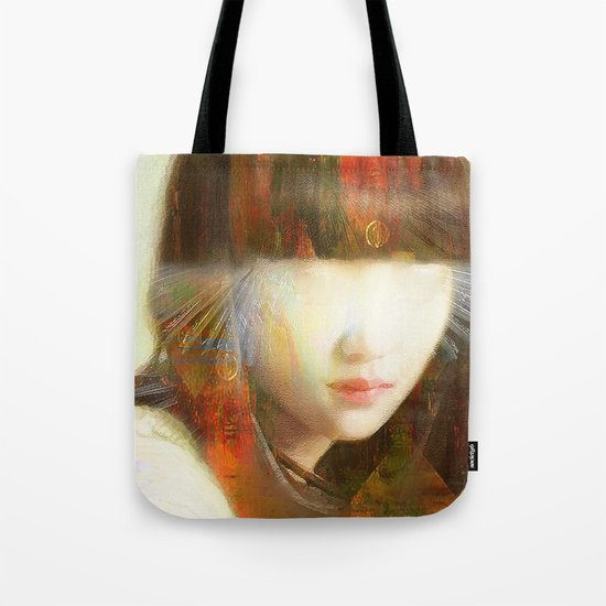 Learn to look Tote Bag