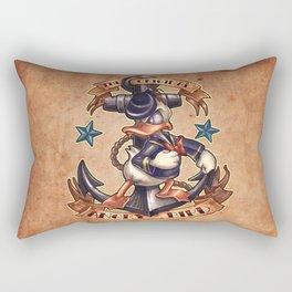The Original Angry Bird Rectangular Pillow